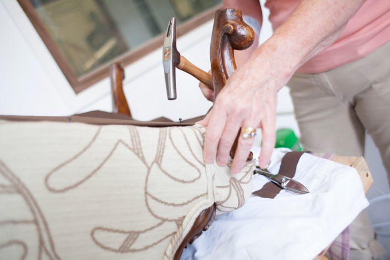kent school of upholstery